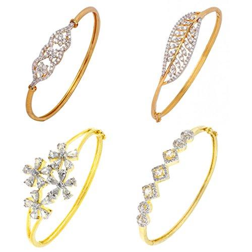 the-jewelbox-american-diamond-cz-trio-nakshatra-openable-kada-bangle-bracelet