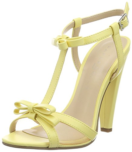 Gelb Ellete lemon Mujer Paper Sandalias Amarillo Dolls wqUPS5X