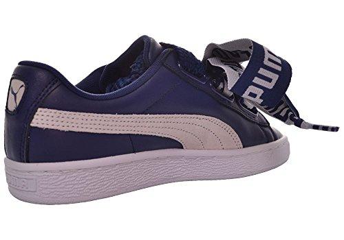 Puma , Damen Sneaker blau blau