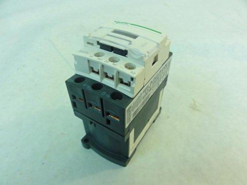 (3 Pole, 24 Coil VDC, 12 Amp at 440 VAC and 25 Amp at 440 VAC, Nonreversible IEC Contactor)