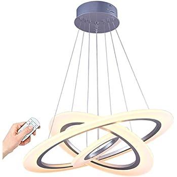 Amazon.com: Anillo de anillo de araña círculo de luz LED ...
