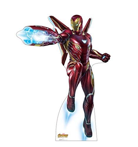 Iron Man Blaster - Avengers: Infinity War (2018 Film) - Advanced Graphics Life Size Cardboard Cutout Standup
