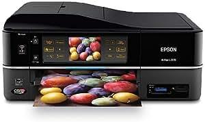 Epson Artisan 835 Wireless All-in-One Color Inkjet Printer, Copier, Scanner, Fax (C11CA73201)