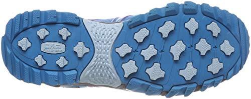 Light jewel sky de CMP Femme Bleu B Chaussures 83bl Trail Atlas znxPZq