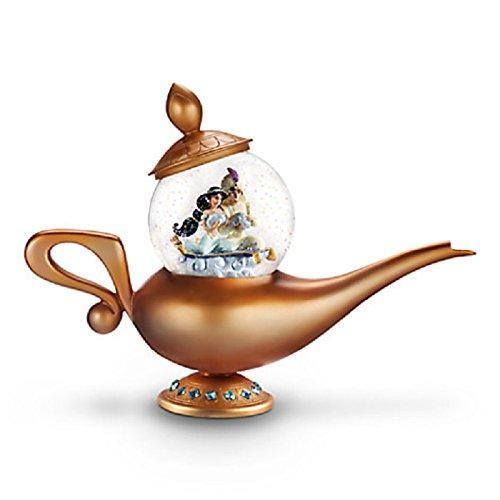 Disney Art of Jasmine Snow Globe, Plays A Whole New World