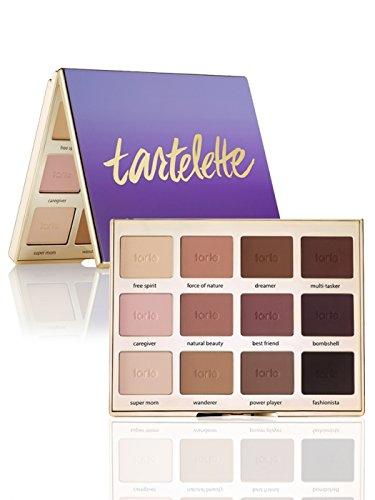 TARTE Tartelette Amazonian Clay Matte Eyeshadow Palette - 10