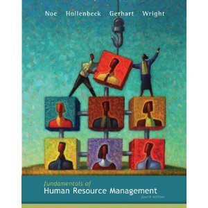 Read Online Fundamentals of Human Resource Management 4th (Fourth) Edition byWright ebook