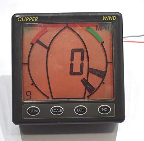 NASA Marine Clipper V2 Wind Directional Speed Indicator Display of Marine Ship