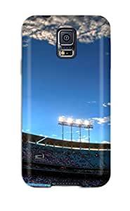 7167475K567510328 los angeles dodgers MLB Sports & Colleges best Samsung Galaxy S5 cases