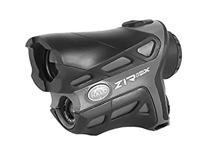 Halo ZIR10X Laser Range Finder, Black from Sportsman Supply Inc.