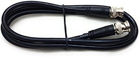 Cable BNC para CCTV Cámara video cable rg59 75 Ohm 20m