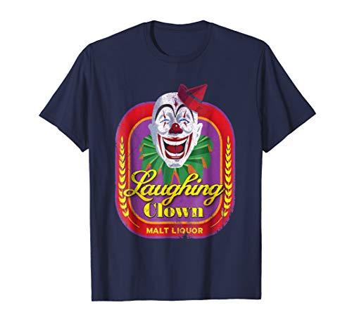 Laughing Clown Malt Liquor T-Shirt