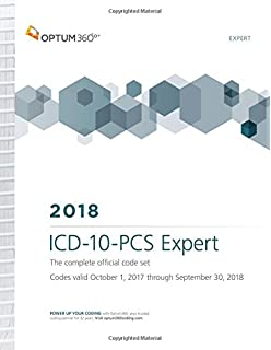 Icd 10 cm and icd 10 pcs coding handbook with answers 2018 rev ed icd 10 pcs expert 2018 spiral fandeluxe Choice Image