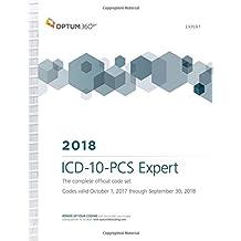 ICD-10-PCS Expert 2018 (Spiral)