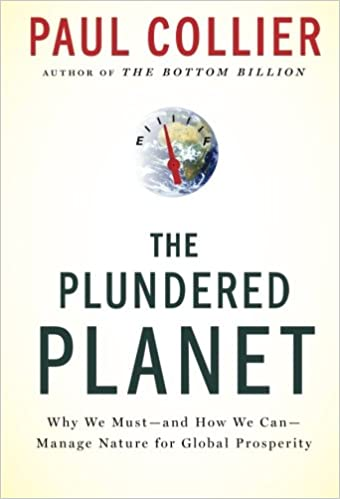 PLUNDERED PLANET PAUL COLLIER DOWNLOAD