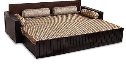 sofa cum bed. Vivan Commercial Plywood Sofa Cum Bed, 6\u0027x5.5\u0027x5\u0027 ( Bed @
