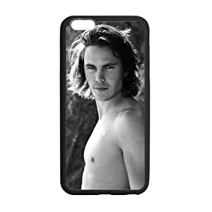 Custom Sexy Nude Tim Riggins Phone Case Laser Technology for iPhone 6 Plus Designed by HnW Accessories