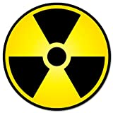 Ride in Style Nuclear Radiation Warning sign