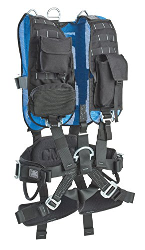 (CMC Rescue 202165 HARNESS CONFINED SPACE XL)