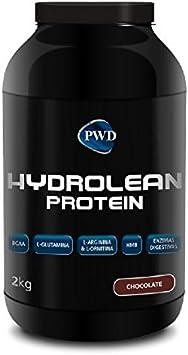 Hydrolean Protein Chocolate 2 Kg de Pwd: Amazon.es: Salud y ...