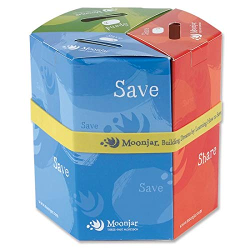Moonjar Standard Save Spend Share Moneybox Bank