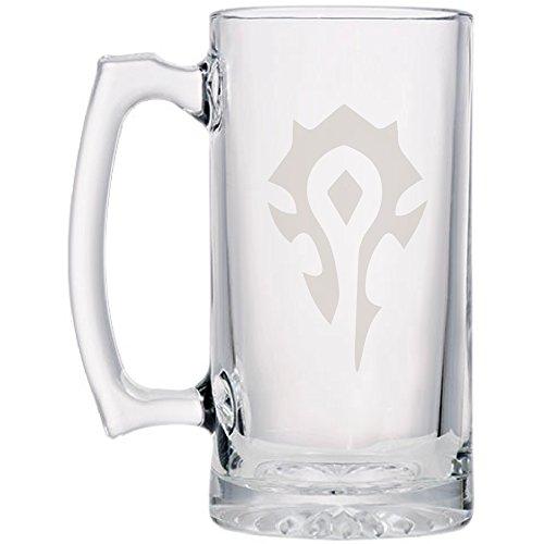 World of Warcraft Horde Beer Mug