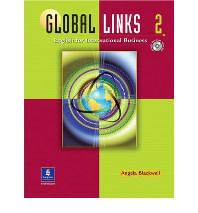 Download Global Links 2: English for International Business, with Audio CD (Mixed media product) - Common PDF