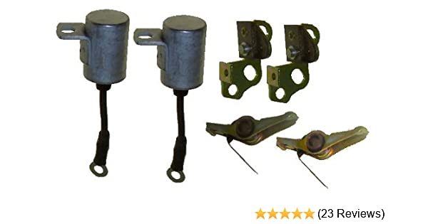 Tune Up Kit for Some Johnson Evinrude 3 to 40 HP Older Models Replaces  172522, 580321, 580148