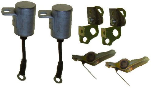 Tune Up Kit for Some Johnson Evinrude 3 to 40 HP Older Models Replaces 172522, 580321, 580148 ()