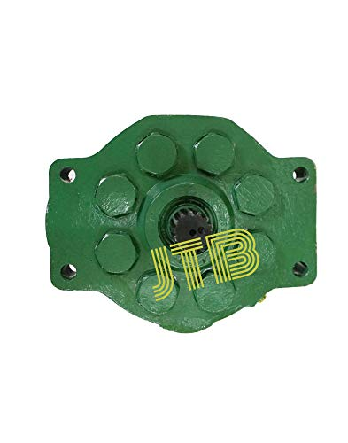 Hydraulic Pump Type - AR97872 , AR90459 JOHN DEERE TRACTOR HYDRAULIC 8 PISTON PUMP CAM SHAFT TEETH TYPE, 40CC