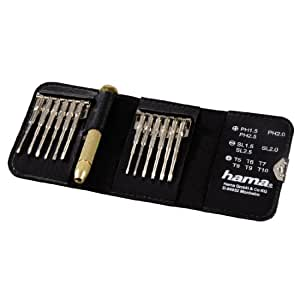 Hama Mini Screwdriver Kit - Destornillador