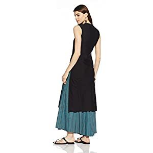 Aurelia Women's Straight Fit Kurta