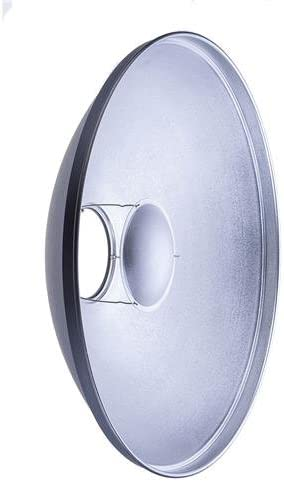 Glow 17 Silver Beauty Dish for Elimchrom Mount