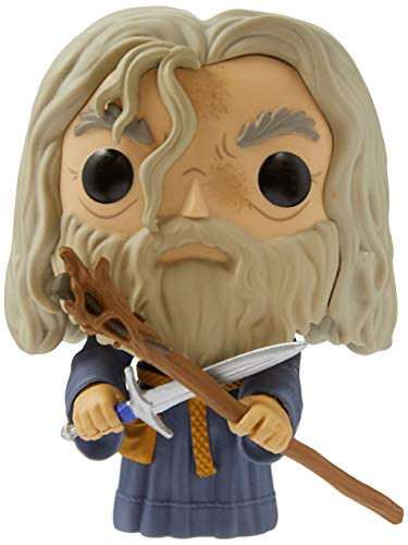 Funko POP Movies The Lord of The Rings Gandalf Action Figure ()