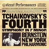 Tchaikovsky: Symphony 4 in F minor Op. 36 - Bernstein (CBS Great Performances)