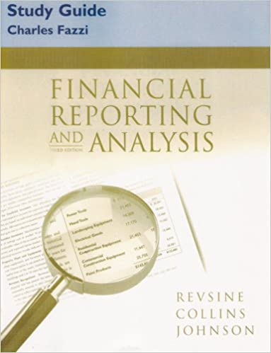 Amazon financial reporting analysis study guide financial reporting analysis study guide 3rd edition fandeluxe Images