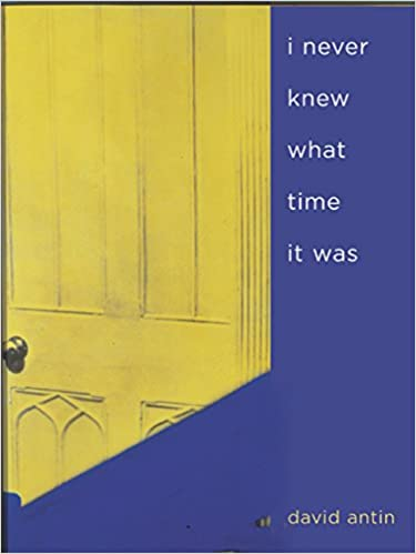Book i never knew what time it was