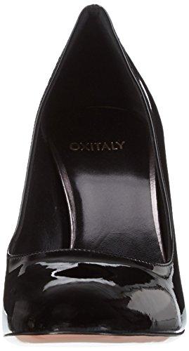 Oxitaly Rosalia 100 - Tacones Mujer Negro