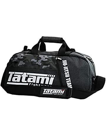 Tatami Ju Jitsu Duffel Sports Bag   Back Pack - Grey Camo 51ff19fe93991