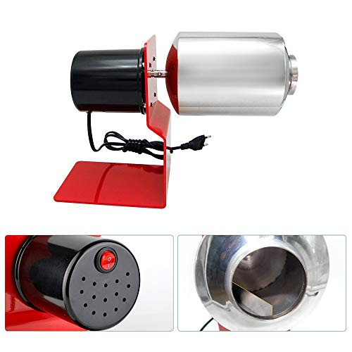 InLoveArts Portable Coffee Bean Roaster Machine With Gas Stove, Coffee Roaster Machine for Home Use,Made Of 304 Food Grade Stainless Steel