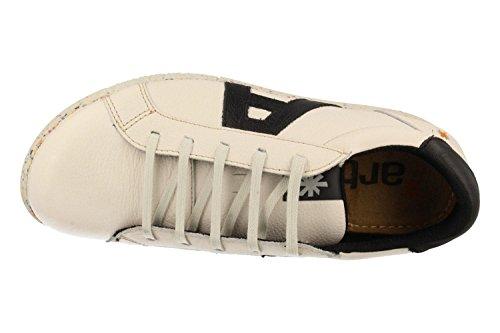 ART 1134 Memphis I Express, Zapatos de Cordones Derby Unisex Adulto Blanco