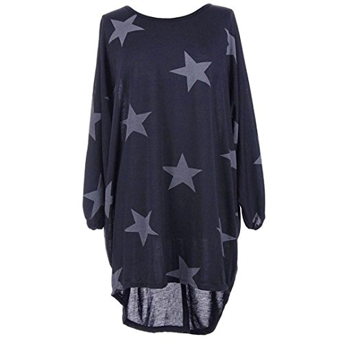 GBSELL Fashion Batwing Sleeve Blouse