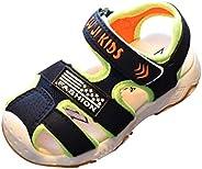 Baby Girls Boys Sandals Little Kids/Toddler Newborn Hollow Out Princess Sandal Closed-Toe Slippers Beach Boots
