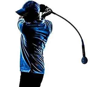 RUGD Sports: Golf Swing Training Aid for Tempo & Strength (40 Inches)