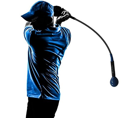 RUGD Sports: Golf Swing Training Aid for Tempo & Strength (48 (Swing Tempo Trainer)