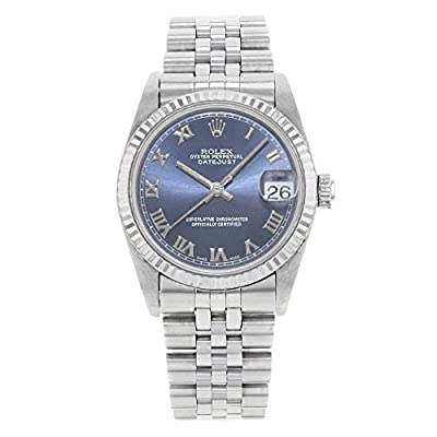 Rolex Datejust Automatic-self-Wind Male Watch 78240 (Certified Pre-Owned) from Rolex
