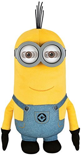 Despicable Me Minion Tim Plush with Moving Eyes Toy Figure -