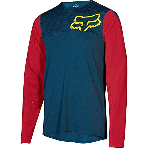 Fox Racing Attack Pro Long-Sleeve Jersey - Men's Midnight, XL ()