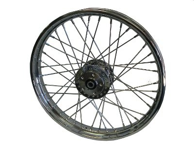 KCINT for Harley DYNA Sportster FXR Narrow Glide 19X2 5 40 Spoke Front Wheel