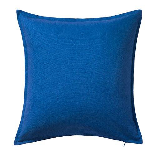 IKEA Gurli - Funda de cojín, azul - 50x50 cm: Amazon.es: Hogar